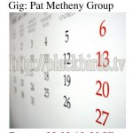 Veranstaltungstipp Pat.Metheny