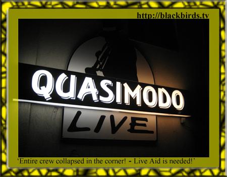 Quasimodo - Liveticker