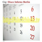 Veranstaltungstipp Disco Inferno