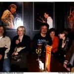 Angereiste Musikfans aus Polen