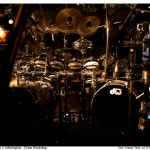 Terry Bozzio´s Arbeitsplatz - Drum Workshop