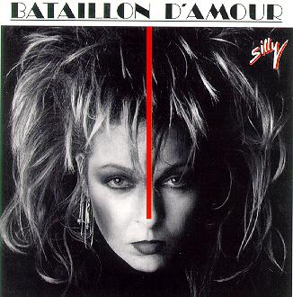 Silly - Plattencover Bataillon d´Amour (1986)