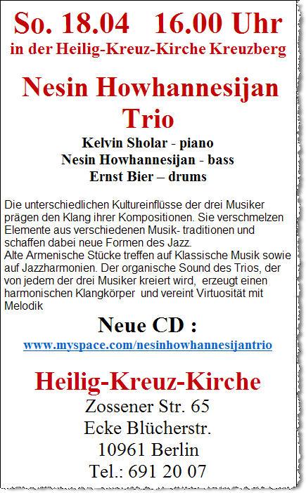 screenshot Ernst Bier und sein Trio