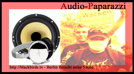 Banner Audio-Paparazzi