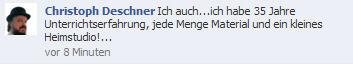 screenshot Christoph Deschner