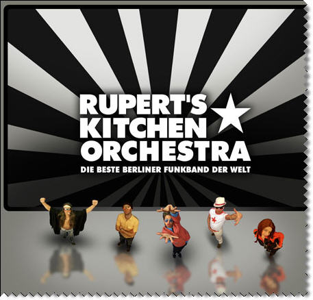 screenshot Rupert´s Kitchen Orchestra