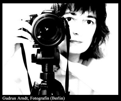 Gudrun Arndt, Fotografin