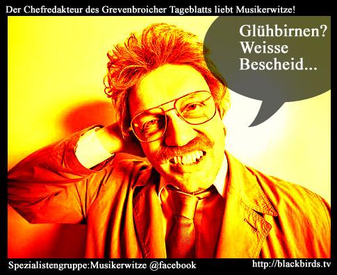 Horst Schlämmer liebt Musikerwitze!