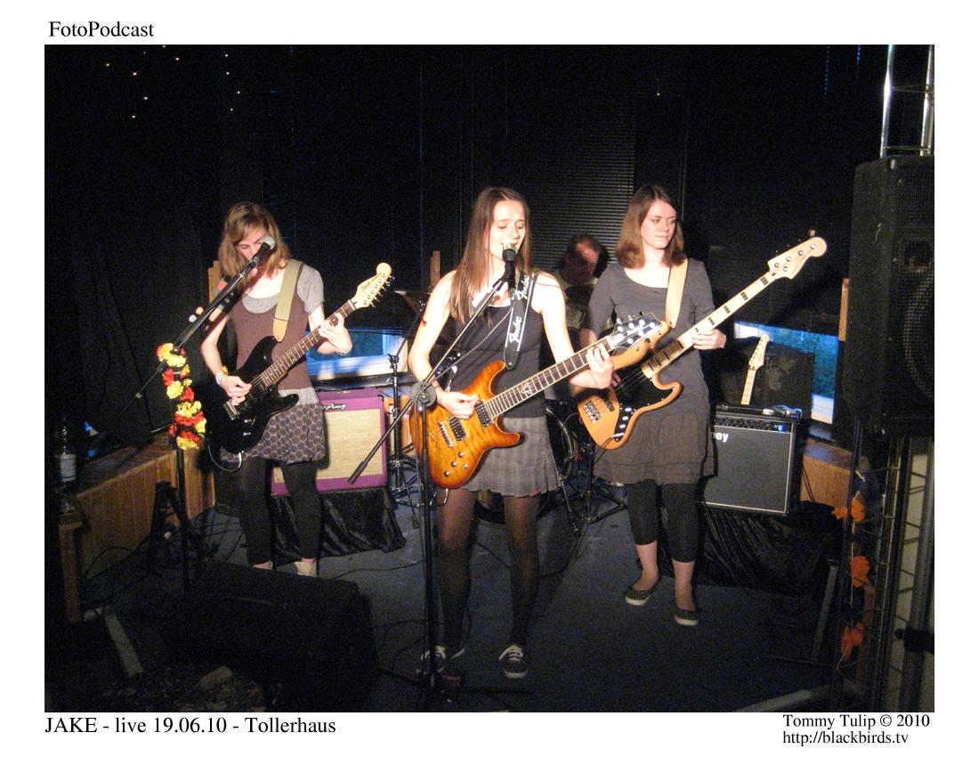 Jake - live 19.06.10 Tollerhaus