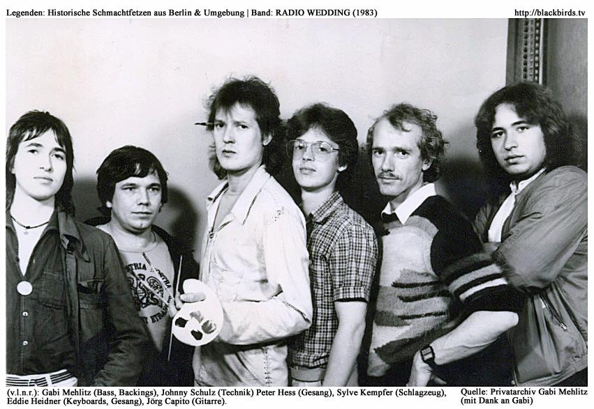 Radio Wedding (1983) - Quelle: Privatarchiv