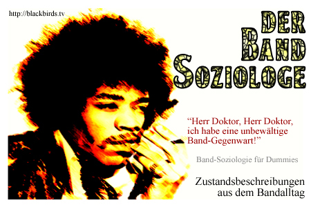 Banner Der BandSoziologe