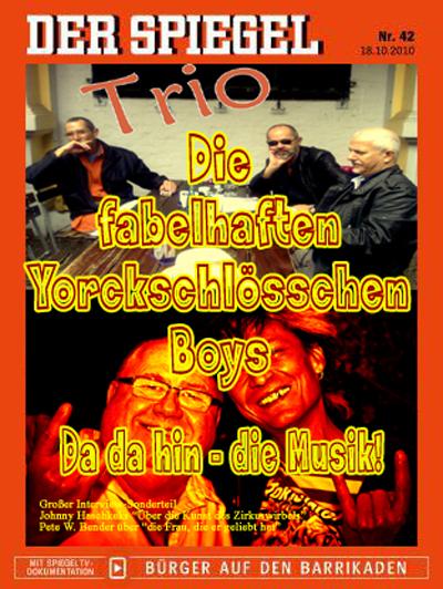 """SPIEGEL-Mashup """"Yorckschlösschen"""""""