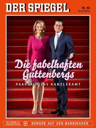 Die fabelhaften Guttenbergs - SPIEGEL 42/2010