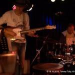 Werner Neumann (g), Lutz Halfter (dr) - live 16.10.10 Quasimodo