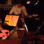 Werner Neumann - live 16.10.10 Quasimodo Berlin