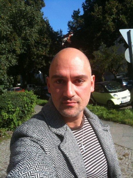 Sascha Sinisa Licanin (Privatarchiv)