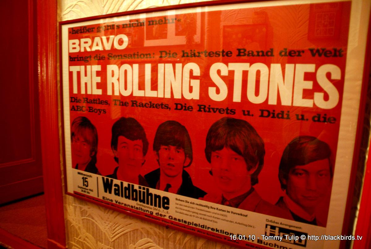 """BRAVO-Tournee """"Die härteste Band der Welt"""" - Rolling Stones"""