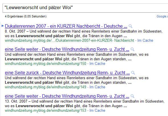 Lewwerworscht und pälzer Woi - Rechtschreibung überprüft!