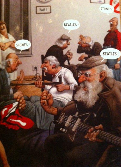 Beatles! Stones! (Herkunft unbekannt)