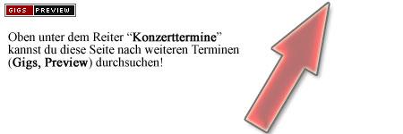 "Banner Gigs, Preview - oben rechts ""Konzerttermine"""