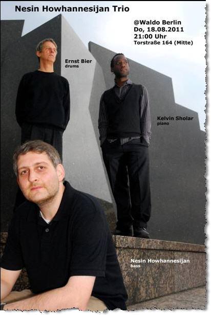 Nesin Howhannesijan Trio