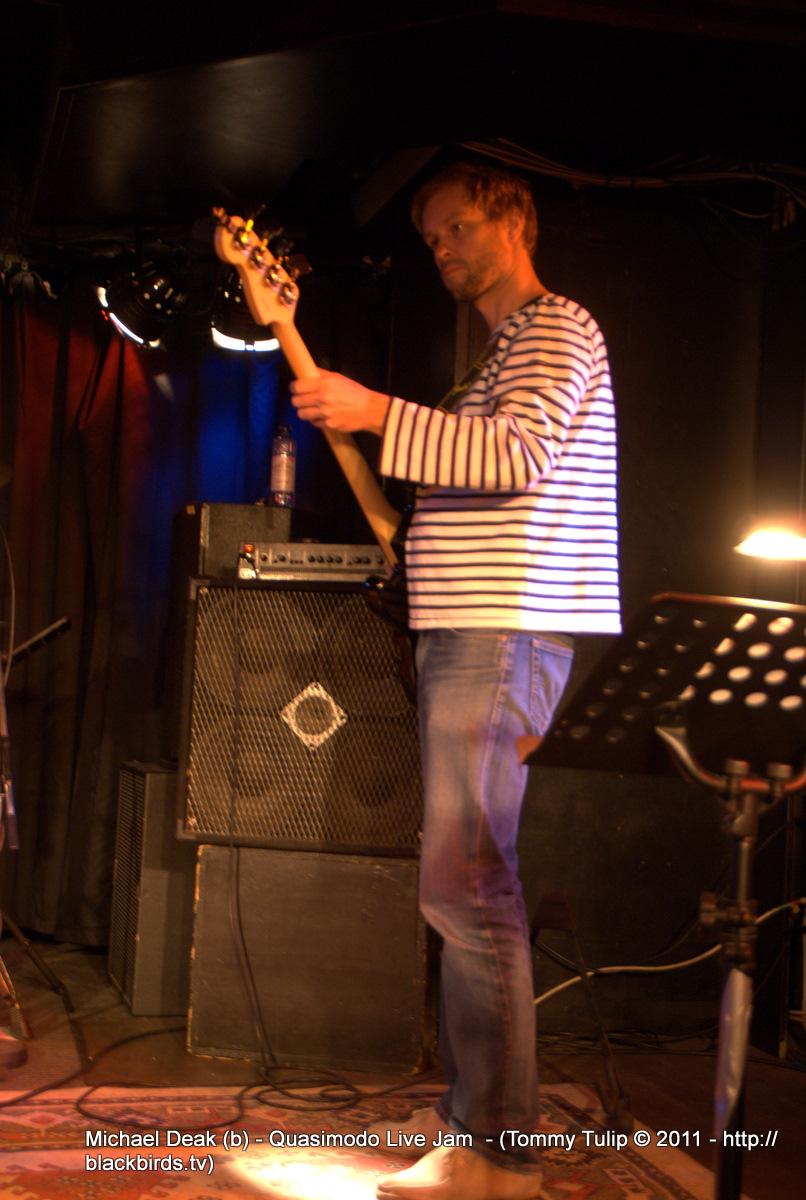 Michael Deak (b) - Quasimodo Live Jam
