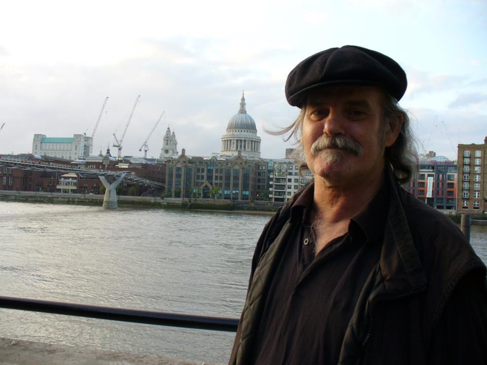 John Thomas - London (Quelle:Privatarchiv)