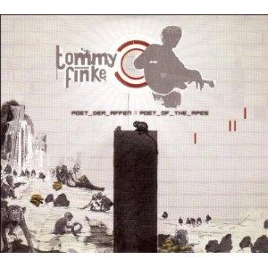 """Tommy Finke, CD """"Poet.der.Affen"""""""