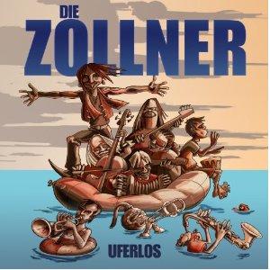 CD Die Zöllner - Uferlos