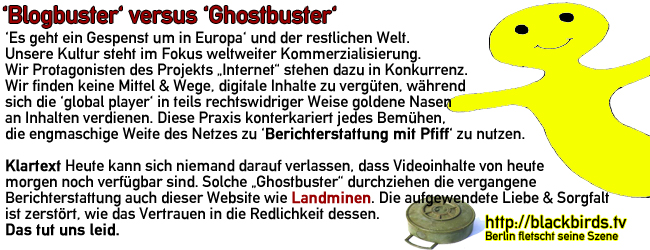 Blogbuster.Ghostbuster