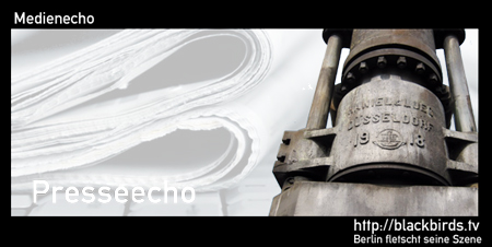 Presseecho - Medienecho