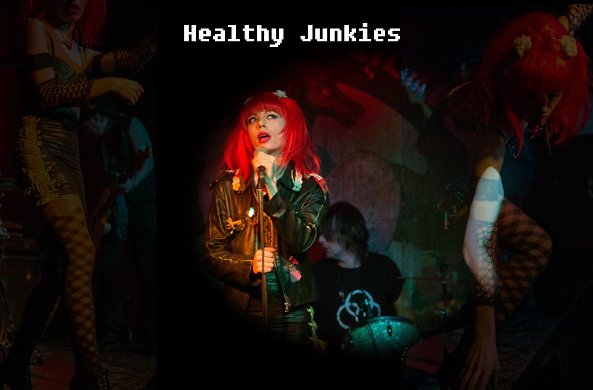 Healthy Junkies (Mit Fotos von Kerstin Jasinsczak)