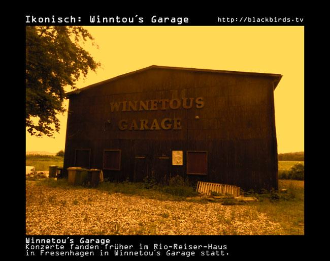 Winnetou´s Garage - Rio Reiser Haus, Fresenhagen
