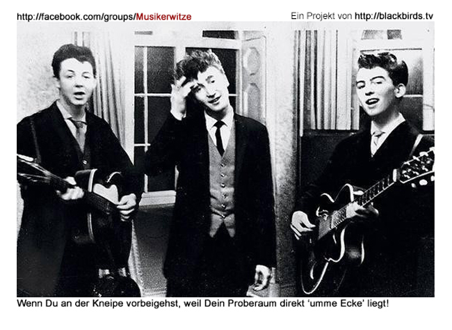Musikerwitze.Beatles