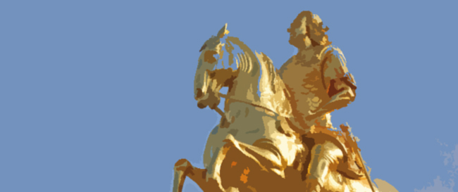 goldener.Reiter