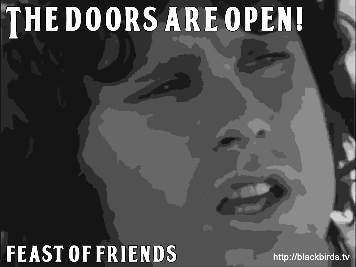 The Doors Are Open - Feast Of Friends