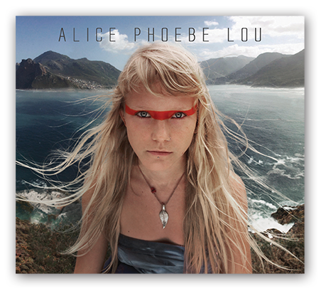 "CD Cover ""Momentum"" (Alice Phoebe Lou)"