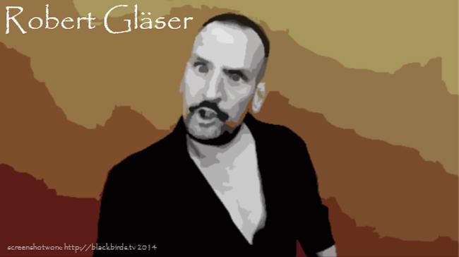 Robert Gläser, Bassist, Vater, Sänger, Musiker u.v.a.