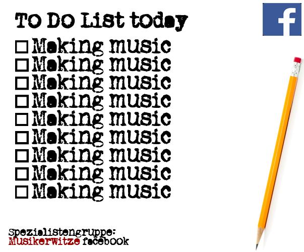 ToDo-Liste_Musiker