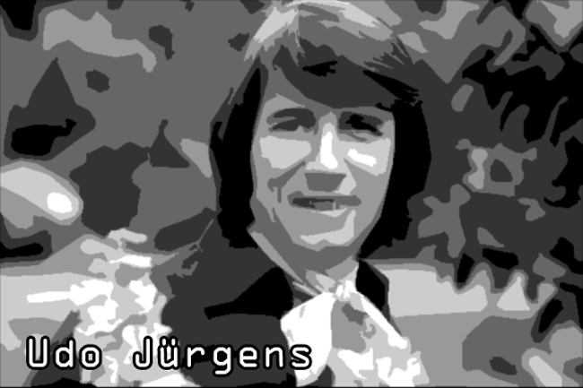 Udo Jürgens (Screenwork: www.blackbirds.tv)