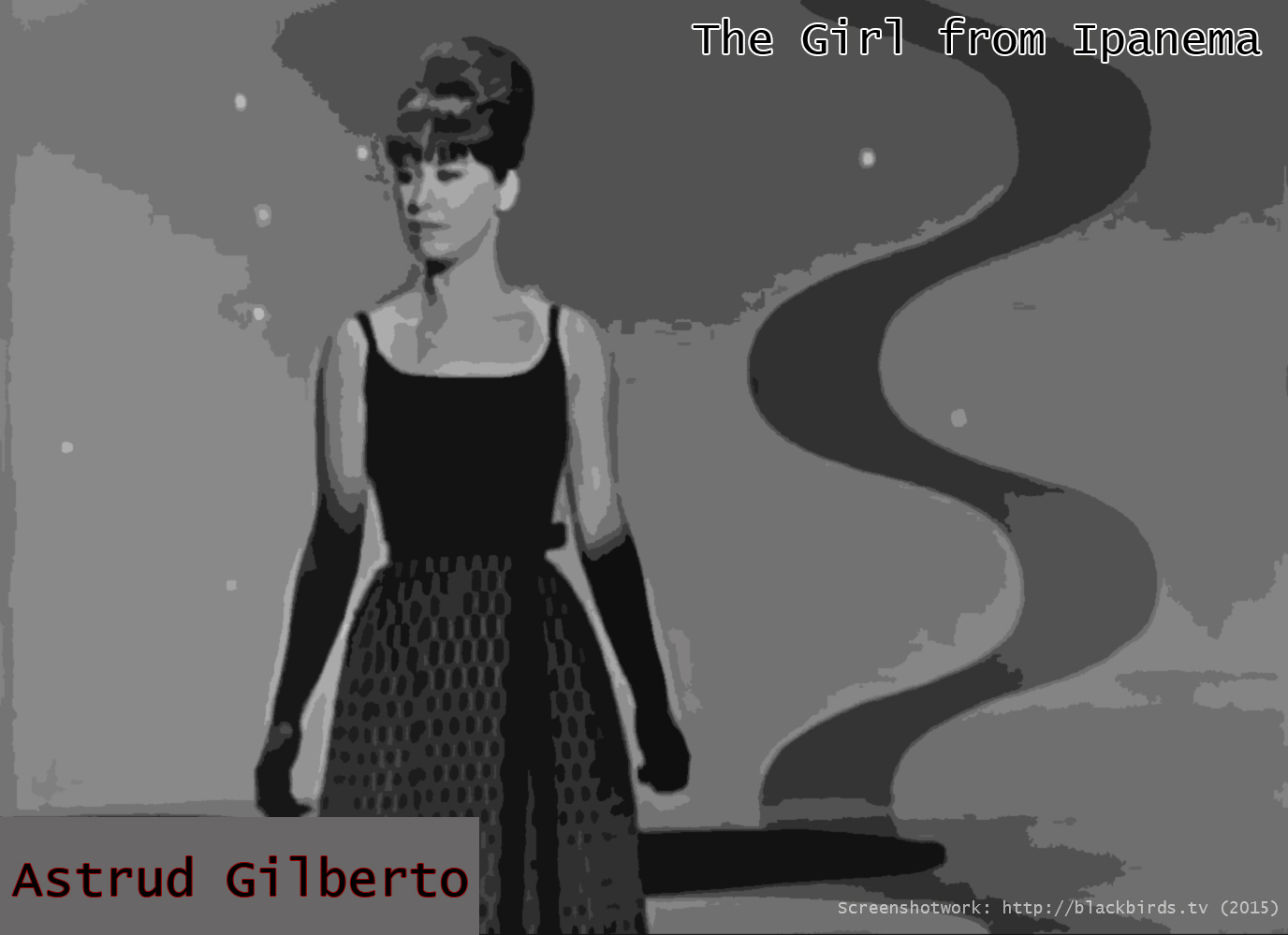 Lyrics for The Girl From Ipanema by Stan Getz and Astrud ...