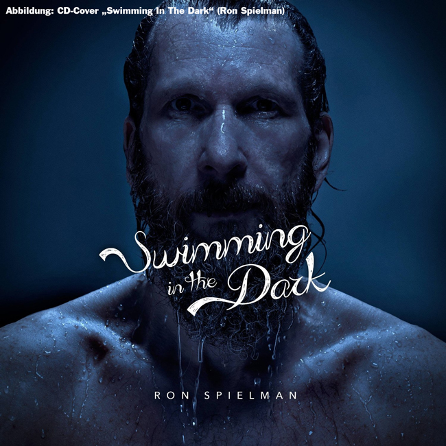 "CD: Ron Spielman ""Swimming In The Dark"""