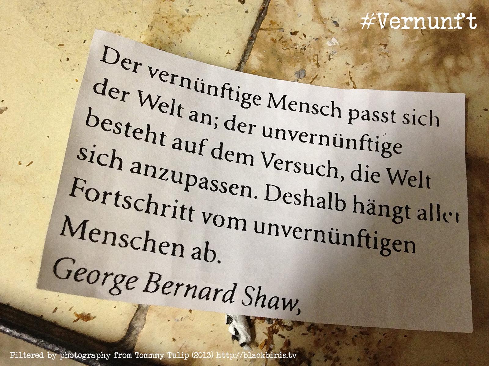 Vernunft_George.Bernhard.Shaw