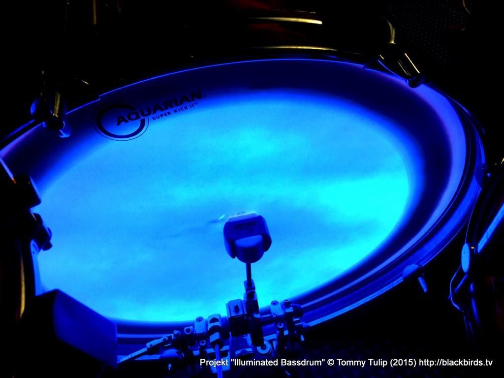 """Projekt """"Illuminated Bassdrum"""""""