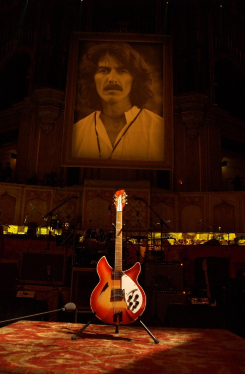 Concert For George - Remembering!