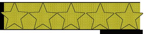Bewertung: Fünf Sterne (Höchstbewertung)