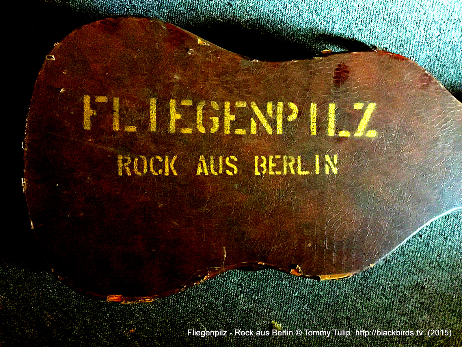 Fliegenpilz - Rock aus Berlin