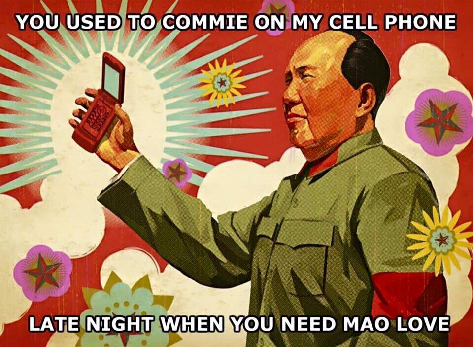 Mao.Cell.Phone