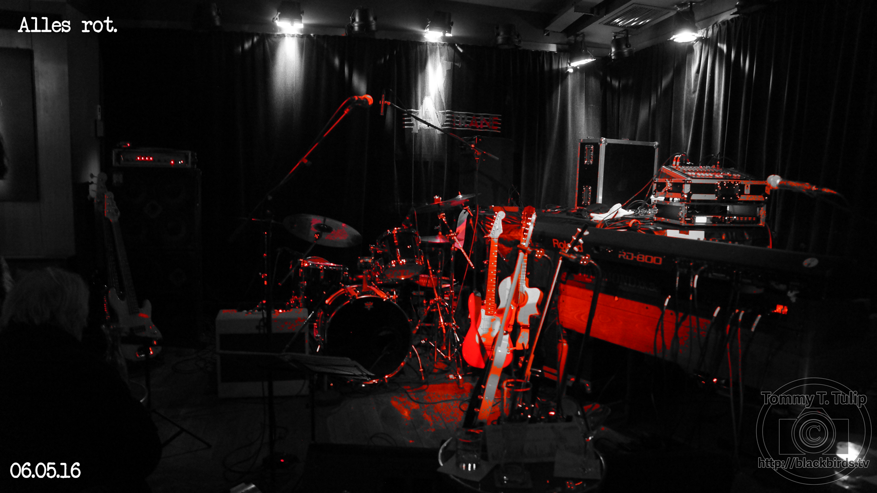 Serie: B3 Live @A-Trane 06.05.16