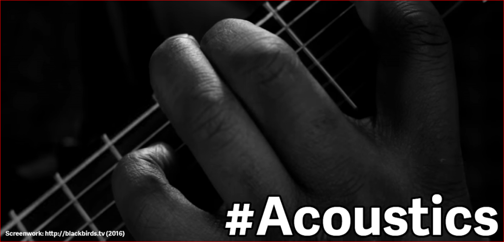 #Acoustics #Music #Banner